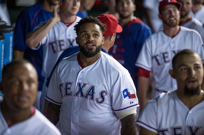 Texas Rangers vs. Houston Astros - 9/17/15 MLB Pick, Odds, and Prediction