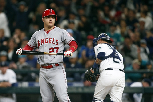 Los Angeles Angels vs. Seattle Mariners - 9/25/15 MLB Pick, Odds, and Prediction