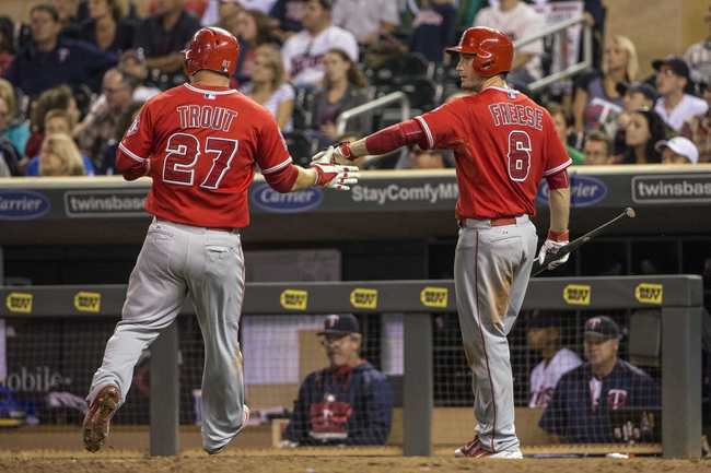 Minnesota Twins vs. Los Angeles Angels - 9/18/15 MLB Pick, Odds, and Prediction