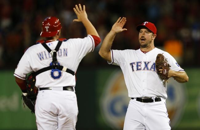 Houston Astros vs. Texas Rangers - 9/25/15 MLB Pick, Odds, and Prediction