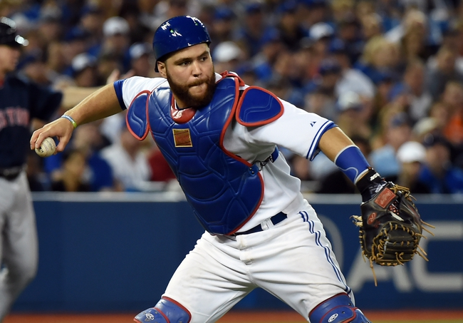Toronto Blue Jays vs. Boston Red Sox - 9/19/15 MLB Pick, Odds, and Prediction