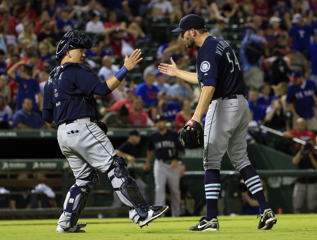 Texas Rangers vs. Seattle Mariners - 9/19/15 MLB Pick, Odds, and Prediction