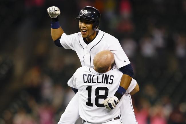 Tigers vs. Royals - 9/19/15 MLB Pick, Odds, and Prediction