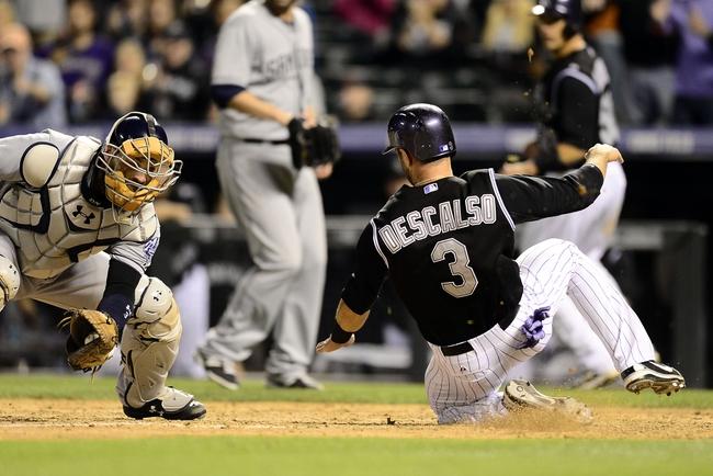 Colorado Rockies vs. San Diego Padres - 9/20/15 MLB Pick, Odds, and Prediction