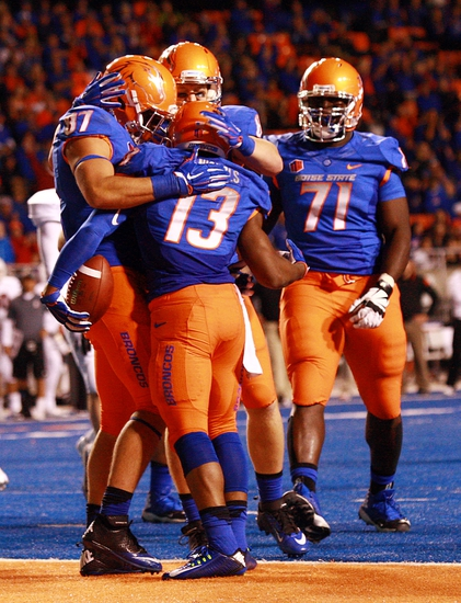 Virginia Cavaliers vs. Boise State Broncos - 9/25/15 College Football Pick, Odds, and Prediction