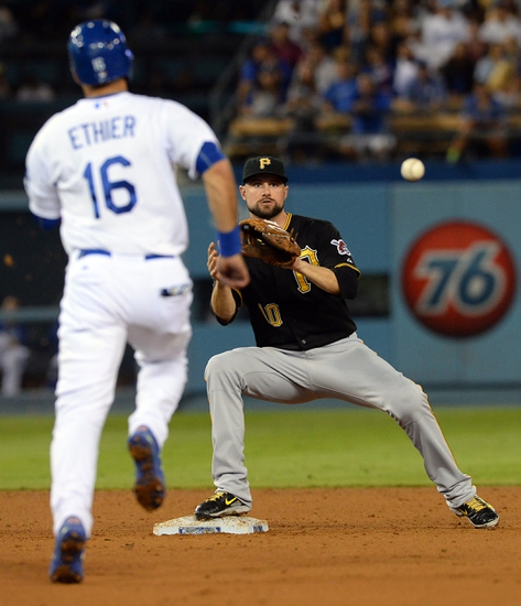 Los Angeles Dodgers vs. Pittsburgh Pirates - 9/19/15 MLB Pick, Odds, and Prediction