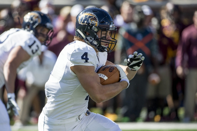 Kent State vs. Western Michigan - 11/8/16 College Football Pick, Odds, and Prediction