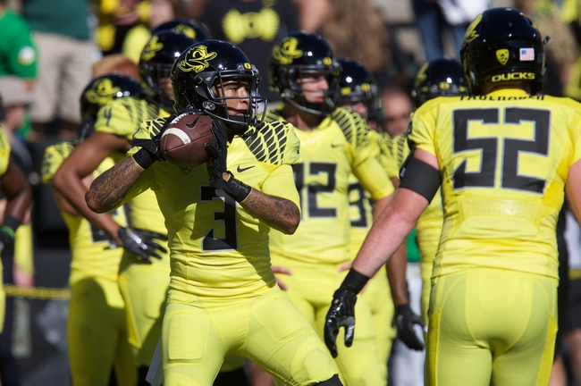 Utah at Oregon - 9/26/15 College Football Pick, Odds, and Prediction