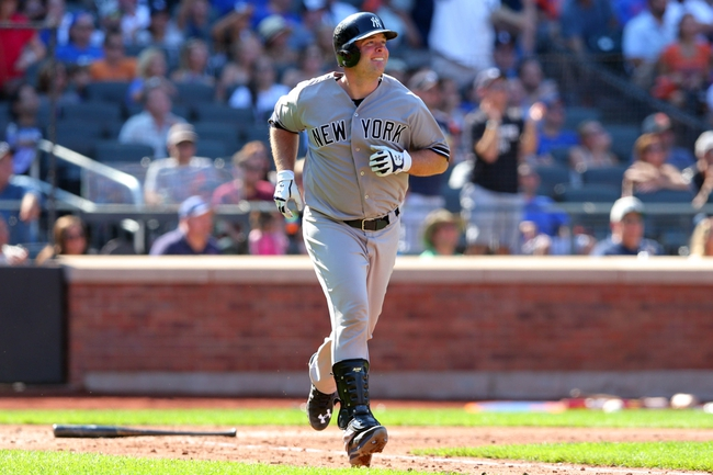 New York Mets vs. New York Yankees - 9/20/15 MLB Pick, Odds, and Prediction