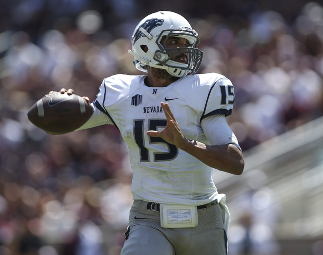 Buffalo vs. Nevada - 9/26/15 College Football Pick, Odds, and Prediction