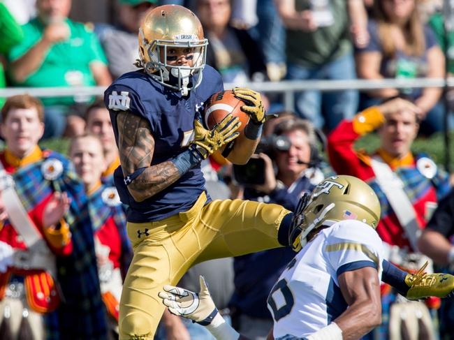 Notre Dame Fighting Irish vs. USC Trojans - 10/17/15 College Football Pick, Odds, and Prediction
