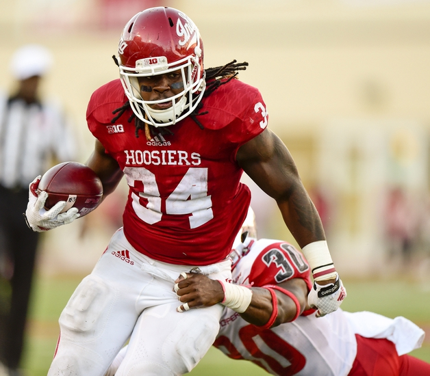 Wake Forest Demon Deacons vs. Indiana Hoosiers - 9/26/15 College Football Pick, Odds, and Prediction