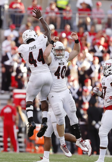 Boston College Eagles vs. Northern Illinois Huskies - 9/26/15 College Football Pick, Odds, and Prediction
