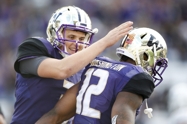 California at Washington - 9/26/15 College Football Pick, Odds, and Prediction