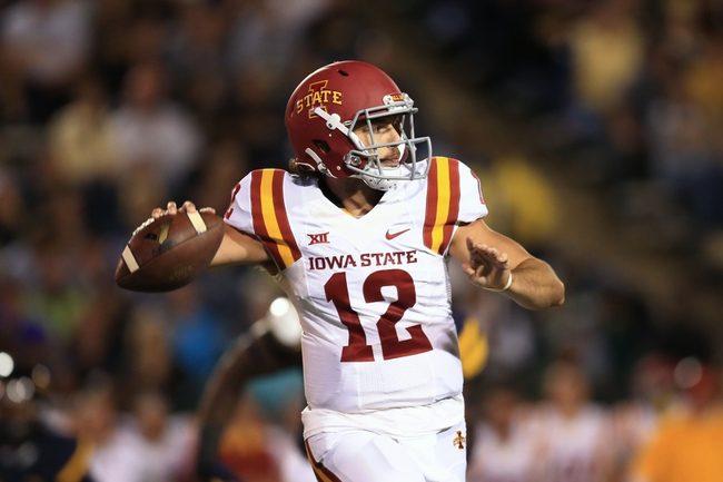 Iowa State vs. Kansas - 10/3/15 College Football Pick, Odds, and Prediction