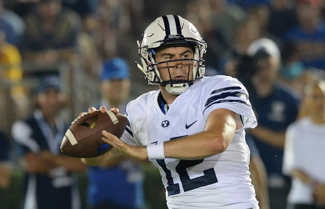 UConn at BYU - 10/2/15 College Football Pick, Odds, and Prediction