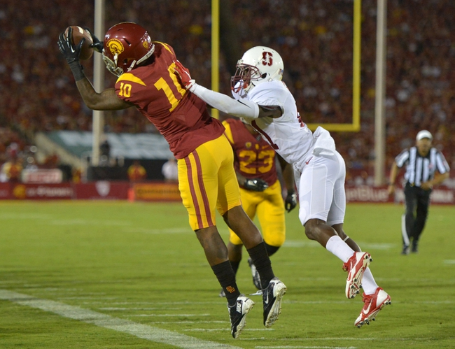 Southern Cal Trojans vs. Utah Utes - 10/24/15 College Football Pick, Odds, and Prediction