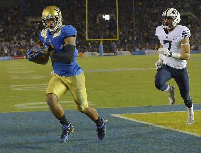 UCLA Bruins vs. Arizona Wildcats - 9/26/15 College Football Pick, Odds, and Prediction