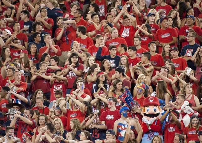 Arizona vs. UCLA - 9/26/15 College Football Pick, Odds, and Prediction