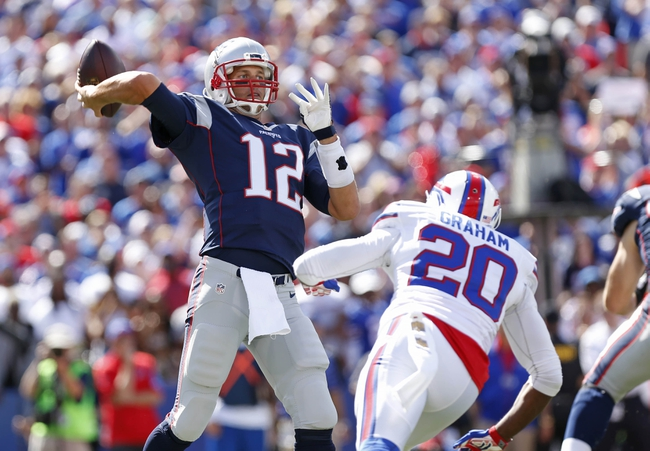 New England Patriots at Buffalo Bills NFL Score, Recap, News and Notes