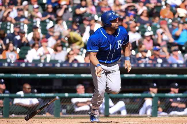 Kansas City Royals vs. Detroit Tigers - 4/19/16 MLB Pick, Odds, and Prediction