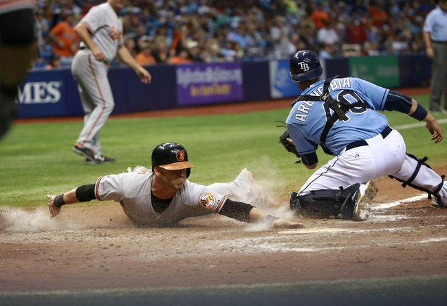 Baltimore Orioles vs. Tampa Bay Rays - 4/8/16 MLB Pick, Odds, and Prediction