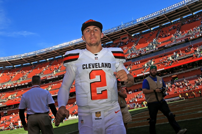 Browns vs. Raiders - 9/27/15 NFL Pick, Odds, and Prediction