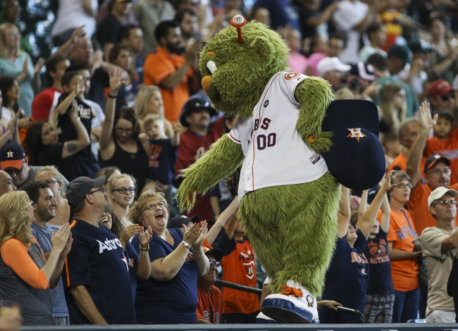 Astros at Athletics - 4/29/16 MLB Pick, Odds, and Prediction