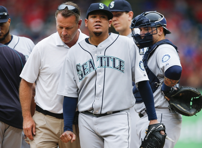 Texas Rangers vs. Seattle Mariners - 4/4/16 MLB Pick, Odds, and Prediction