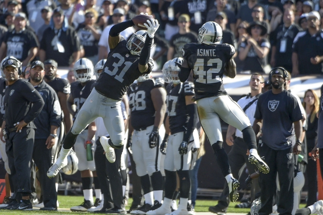 Oakland Raiders at Baltimore Ravens - 10/2/16 NFL Pick, Odds, and Prediction