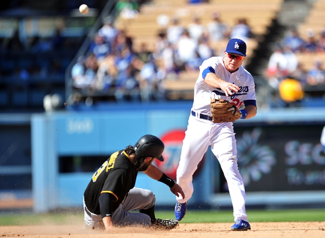 Dodgers at Pirates - 6/24/16 MLB Pick, Odds, and Prediction