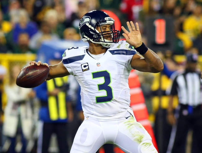 Seahawks vs. Bears - 9/27/15 NFL Pick, Odds, and Prediction