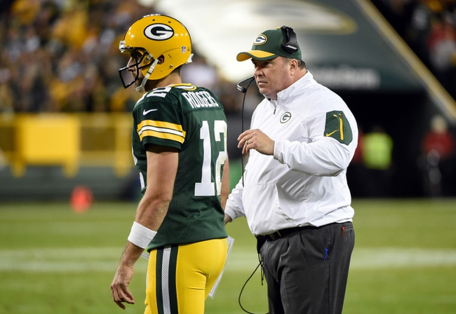 Packers vs. Chiefs - 9/28/15 NFL Pick, Odds, and Prediction