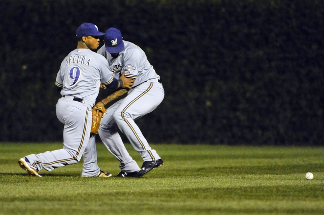 Chicago Cubs vs. Milwaukee Brewers - 9/23/15 MLB Pick, Odds, and Prediction