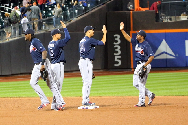 Mets vs. Braves - 9/23/15 MLB Pick, Odds, and Prediction