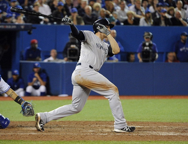 Toronto Blue Jays vs. New York Yankees - 9/23/15 MLB Pick, Odds, and Prediction