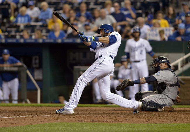 Kansas City Royals vs. Seattle Mariners - 9/23/15 MLB Pick, Odds, and Prediction