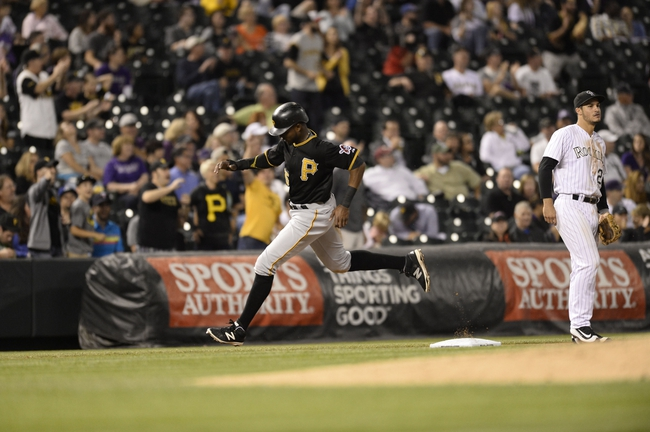 Colorado Rockies vs. Pittsburgh Pirates - 9/23/15 MLB Pick, Odds, and Prediction
