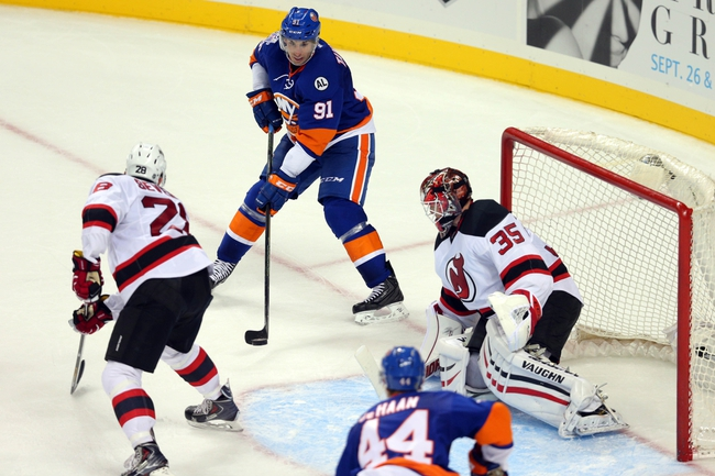 New Jersey Devils vs. New York Islanders - 10/31/15 NHL Pick, Odds, and Prediction