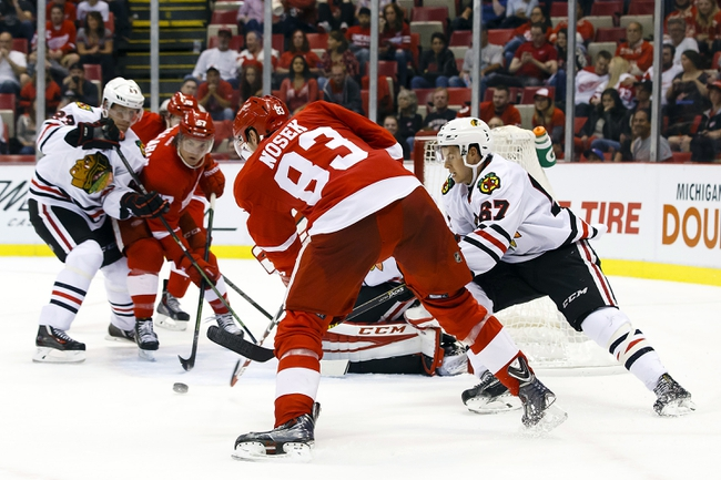 Detroit Red Wings vs. Chicago Blackhawks - 3/2/16 NHL Pick, Odds, and Prediction