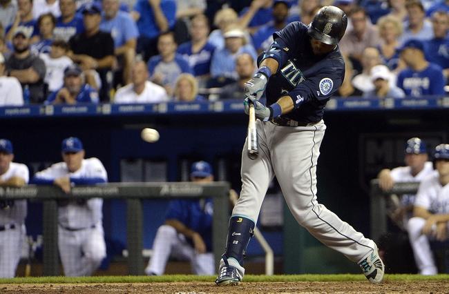 Kansas City Royals vs. Seattle Mariners - 9/24/15 MLB Pick, Odds, and Prediction