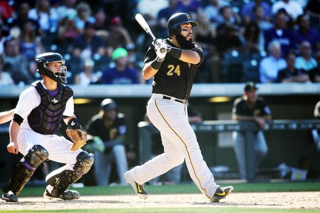 Rockies vs. Pirates - 4/25/16 MLB Pick, Odds, and Prediction