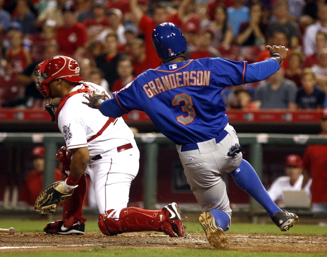 Cincinnati Reds vs. New York Mets - 9/25/15 MLB Pick, Odds, and Prediction