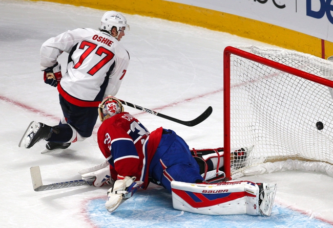 Montreal Canadiens vs. Washington Capitals - 12/3/15 NHL Pick, Odds, and Prediction