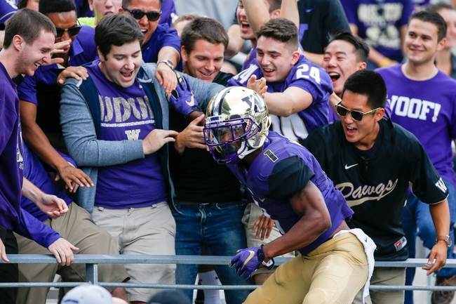 Washington vs. Southern Miss - 12/26/15 Heart of Dallas Bowl College Football Pick, Odds, and Prediction