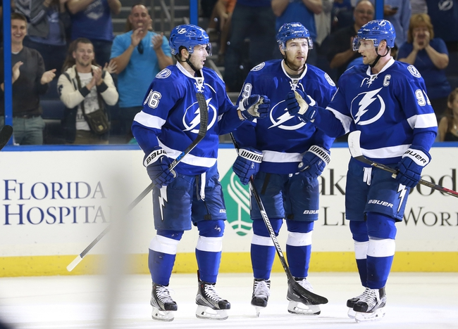 Tampa Bay Lightning vs. Philadelphia Flyers - 10/8/15 NHL Pick, Odds, and Prediction