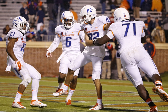 Boise State Broncos vs. Hawaii Warriors - 10/3/15 College Football Pick, Odds, and Prediction