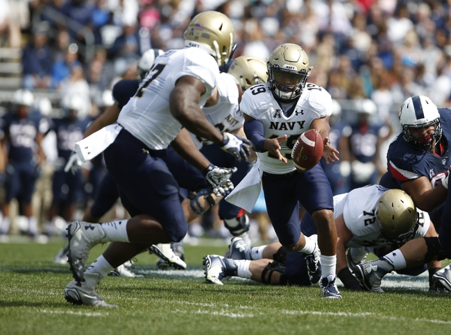 Navy Midshipmen vs. Tulane Green Wave - 10/24/15 College Football Pick, Odds, and Prediction