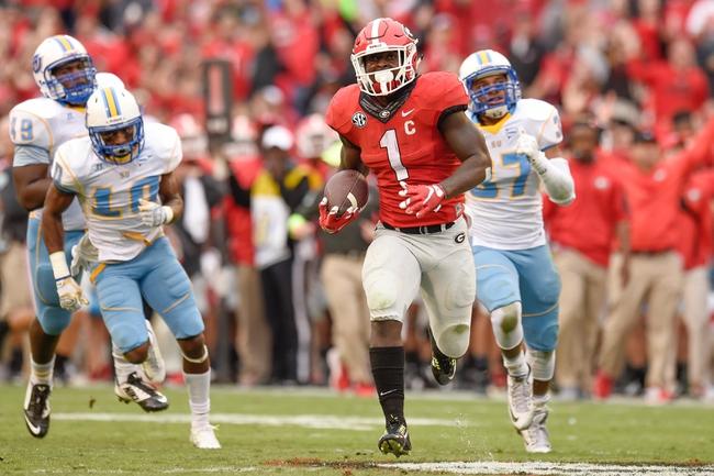 Georgia vs. Missouri - 10/17/15 College Football Pick, Odds, and Prediction