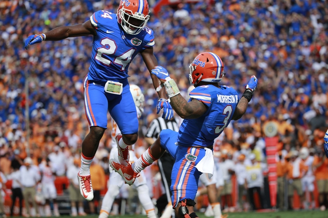 Florida Gators vs. Florida State Seminoles - 11/28/15 College Football Pick, Odds, and Prediction